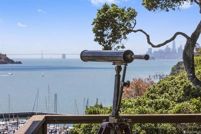 Marin County Single Family Home For Sale: 107 Acacia Ave