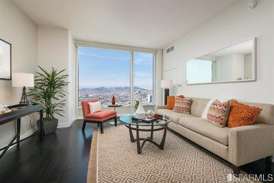 San Francisco County Condo/Townhouse For Sale: 425 1st St #4905
