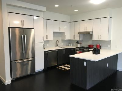 San Francisco Condo/Townhouse For Sale: 555 Innes Ave #408