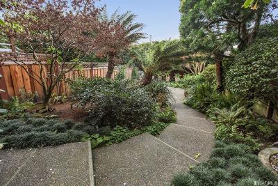 San Francisco Single Family Home For Sale: 2440 Vallejo St