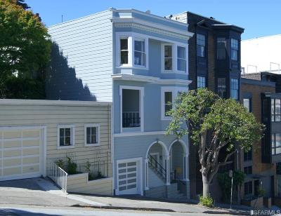 San Francisco Multi Family Home For Sale: 1257 1261 Lombard St