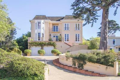 San Francisco Single Family Home For Sale: 11 San Jacinto Way
