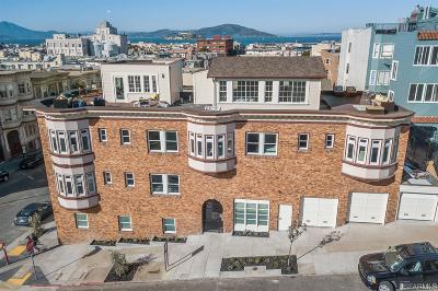 San Francisco Multi Family Home For Sale: 590 594 Lombard St