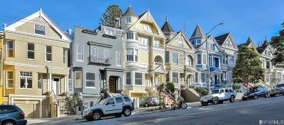 San Francisco Multi Family Home For Sale: 1214 Masonic Ave