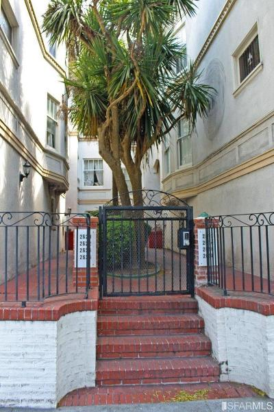 San Francisco Multi Family Home For Sale: 2612 2626 Van Ness Ave