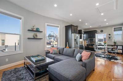 San Francisco Condo/Townhouse For Sale: 73 Pearl St