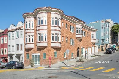 San Francisco CA Condo/Townhouse For Sale: $2,895,000