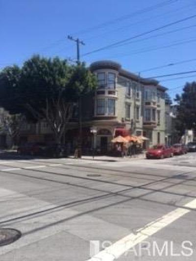 San Francisco Multi Family Home For Sale: 1395 Church St
