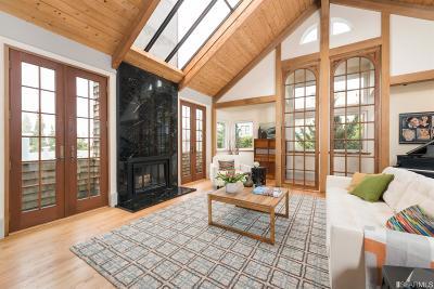 San Francisco Single Family Home For Sale: 616 Carolina St