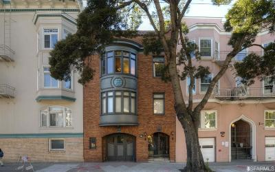 San Francisco Condo/Townhouse For Sale: 3011 Van Ness Ave