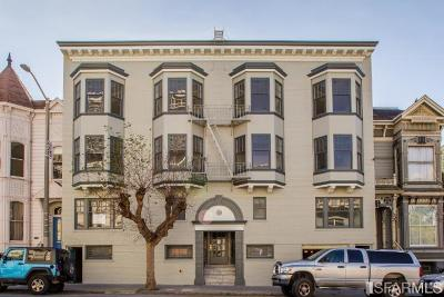 San Francisco Multi Family Home For Sale: 2135 California St