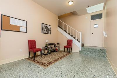 San Francisco Condo/Townhouse Act Cont Show: 716 2nd Ave #3