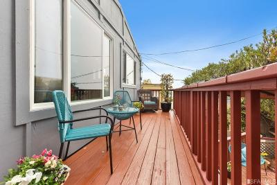 San Francisco Multi Family Home For Sale: 644 646 45th Ave