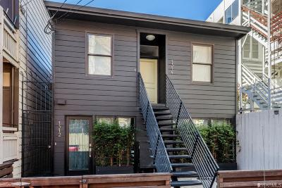 San Francisco Condo/Townhouse For Sale: 1314 Jessie St