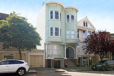 San Francisco Condo/Townhouse For Sale: 3515 Sacramento St