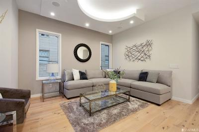 San Francisco Condo/Townhouse For Sale: 1044 Jackson St