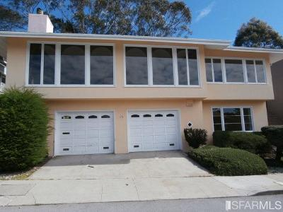 San Francisco Single Family Home For Sale: 175 Maywood Dr