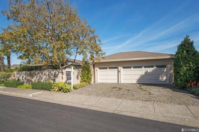 Marin County Single Family Home For Sale: 4 Saint Lucia Pl