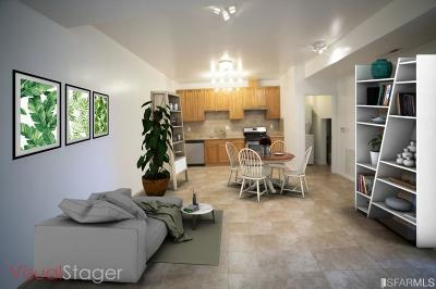 San Francisco Single Family Home For Sale: 290 Holladay Ave