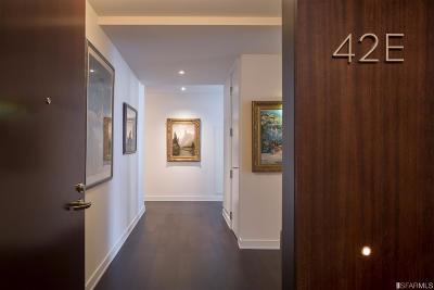 San Francisco Condo/Townhouse For Sale: 301 Mission #42E