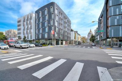 San Francisco Condo/Townhouse For Sale: 388 Fulton St #604