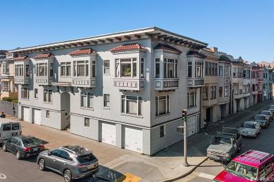 San Francisco Multi Family Home For Sale: 1201 1207 5th Ave