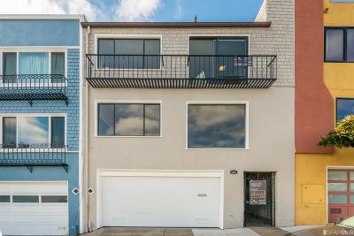San Francisco Single Family Home Act Cont Show: 984 Corbett Ave