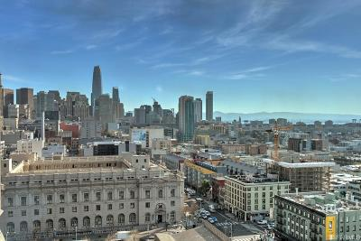 San Francisco Condo/Townhouse For Sale: 1160 Mission St #1610