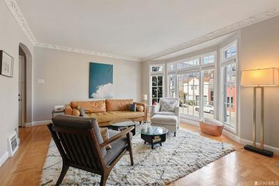 San Francisco CA Condo/Townhouse For Sale: $1,800,000