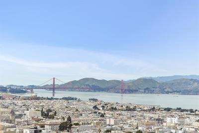 San Francisco Condo/Townhouse For Sale: 1333 Jones St #1009