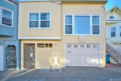 San Francisco Single Family Home Act Cont Show: 337 Capitol Ave