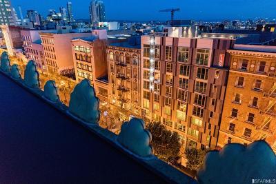 San Francisco Condo/Townhouse For Sale: 1075 Market St #203