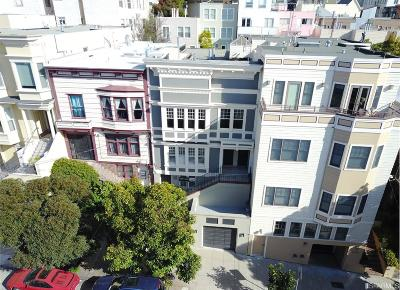 San Francisco Condo/Townhouse For Sale: 1228 Leavenworth