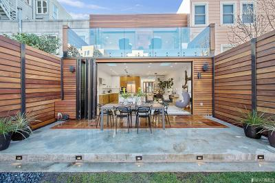 San Francisco Single Family Home For Sale: 718 16th Ave