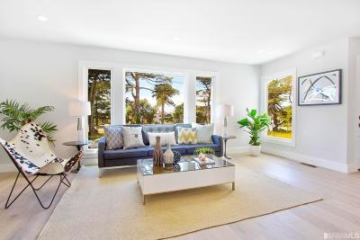 San Francisco Single Family Home For Sale: 1430 36th Ave