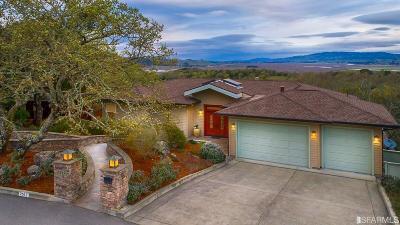 Marin County Single Family Home For Sale: 2512 Laguna Vista Dr