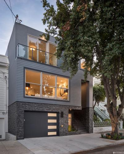 San Francisco Single Family Home For Sale: 33 Day St
