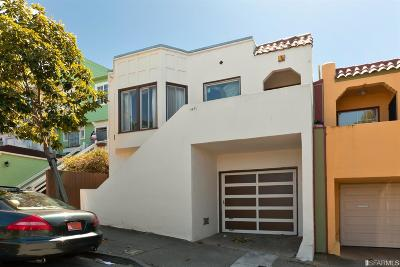 San Francisco Single Family Home For Sale: 1481 Innes Ave