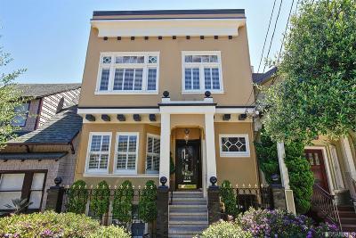 San Francisco Condo/Townhouse For Sale: 375 Douglass St