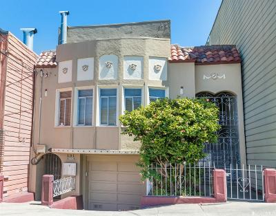 San Francisco Multi Family Home For Sale: 131 Hartford St