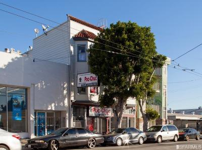 San Francisco Multi Family Home For Sale: 2886 16th St