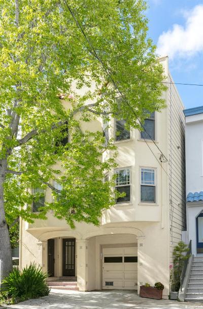 San Francisco Condo/Townhouse For Sale: 222 28th St