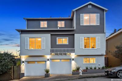 San Francisco Single Family Home For Sale: 189 Warren Dr