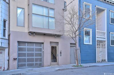 San Francisco Condo/Townhouse For Sale: 773 Tehama St #2
