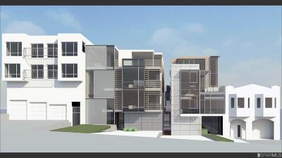 San Francisco Multi Family Home For Sale: 650 De Haro St