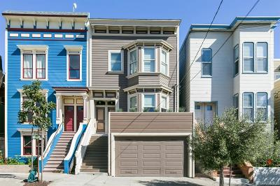 San Francisco Condo/Townhouse For Sale: 2578 Sutter St
