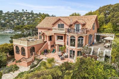 Marin County Single Family Home For Sale: 80 Alcatraz Ave