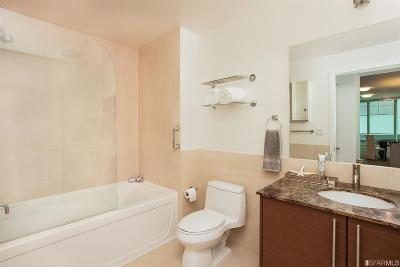 San Francisco Condo/Townhouse For Sale: 338 Spear St #3F