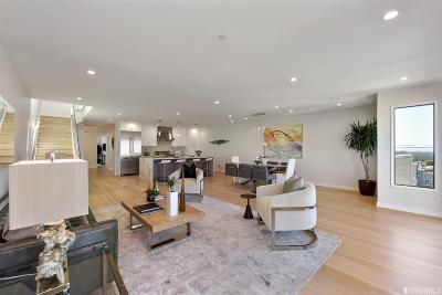 San Francisco Multi Family Home For Sale: 579 581 39th Ave