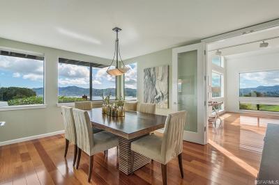 Marin County Single Family Home For Sale: 175 Avenida Miraflores